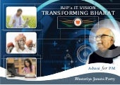 L.K. Advani - BJP's IT Vision - Tra...