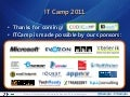 ITCamp 2011 - Florin Cardasim - Duplex Communications with WCF and Azure
