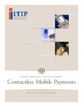 contactless mobile payments