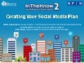 In the Know II: Creating Your Social Media Plan