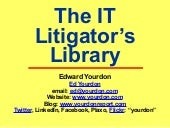 IT Litigators Library