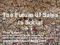Keynote: The Future of Sales is Social