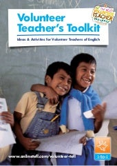 Volunteer Teacher's Toolkit