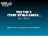 Itsmy games top mobile html5 social...