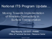 2011 National ITS Update - 2 25-11 ...