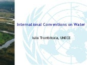 International Conventions on Water