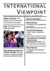 International Viewpoint Iv399 April...