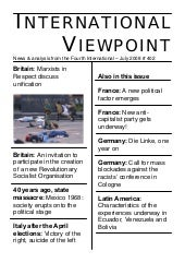 International Viewpoint Iv402 July ...