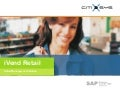 iVend Retail for Sap Business One - Product Brochure - English