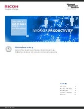 iWorker productivity