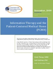 Ix and the PCMH (Patient-Centered M...