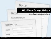Interaction Design CMD 302 les 1: Why