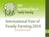 International Year of Family Farmin...