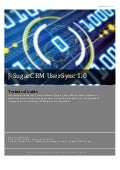 J-SugarCRM UserSync TechnicalGuide