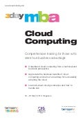 3 Day MBA in Cloud Computing in Singapore: 23-25 March