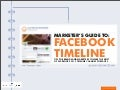 Facebook Timeline: A Marketer's Guide To Making The Most Of 2012 Changes