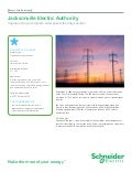[Case study] Jacksonville Electric Authority: Implementing a complete enterprise GIS utility solution