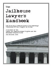 Jailhouse Lawyer's Handbook 5th edi...