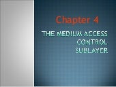 Jaimin   chp-4 - media access sub-l...