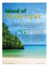 Jamaica Feature The Travel & Leisur...