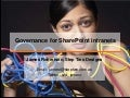 Governance for SharePoint intranets