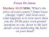 Jan 28-Feb 3-07 Focus On Jesus