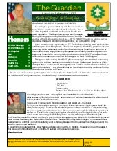 Jan Feb 2012- 101st BSB Newsletter