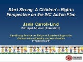 Janis carroll lind childrens commis...