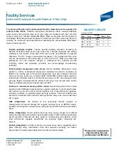 January 2012 Baird Industry Report