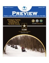January 2012 FMWR Preview Magazine