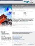 Website Globalization and E Business Japan