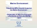 Fukushima NPPs Potential Impact on the Marine Environment, 28 March 2011