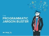 The Programmatic Jargon Buster