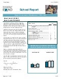 Jarvis Collegiate Institute Gr 9 - 12 - EQAO School Report