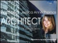 Jessica Anne Thomas, Architect, portfolio