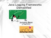 Java logging