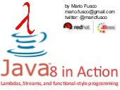 Java 8 Workshop