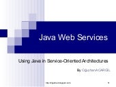 Java Web Services and Glassfish Met...
