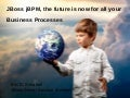 JBoss Brings More Power to your Business Processes (PTJUG)