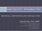 Narcissistic Personalities: Identif...