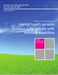 Guidance for commissioners of mental health services for people with learning disabilities