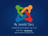 My Joomla Story - JoomlaDay Bosnia ...