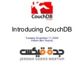 Introducing CouchDB
