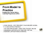 From Model to Practice: Building Su...