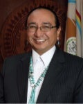 NAVAJO NATION VICE PRESIDENT - Official Portrait