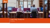 Jisc Learning Analytics intro for digital leaders