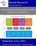 Jive social business software (sbs) – product analysis of jive software, inc.