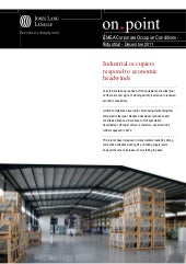 Jones Lang LaSalle EMEA Corporate O...