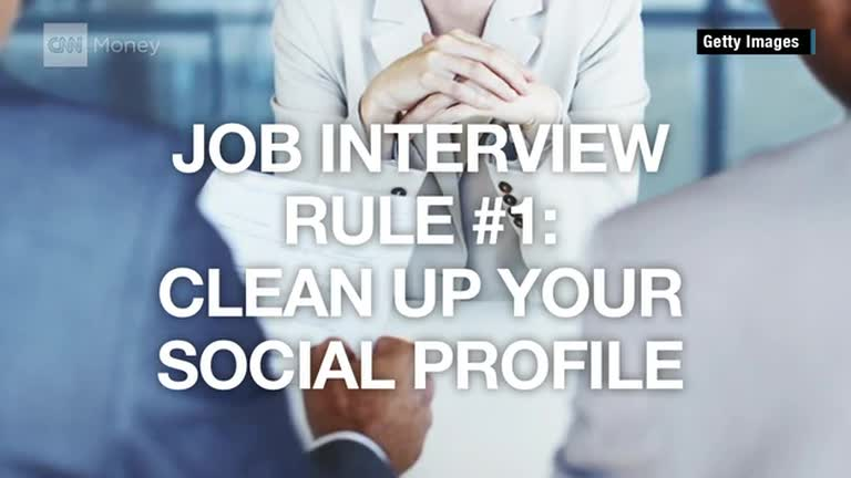 5 tips to ace a job interview