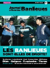 Journal Officiel des Banlieues#1